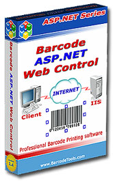 Barcode ASP.NET Web Control