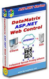DataMatrix ASP.NET Web Control