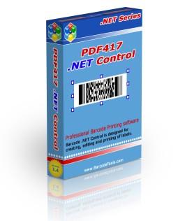 PDF417 .NET Control